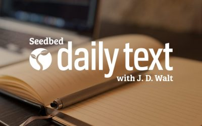 Seedbed Daily Text