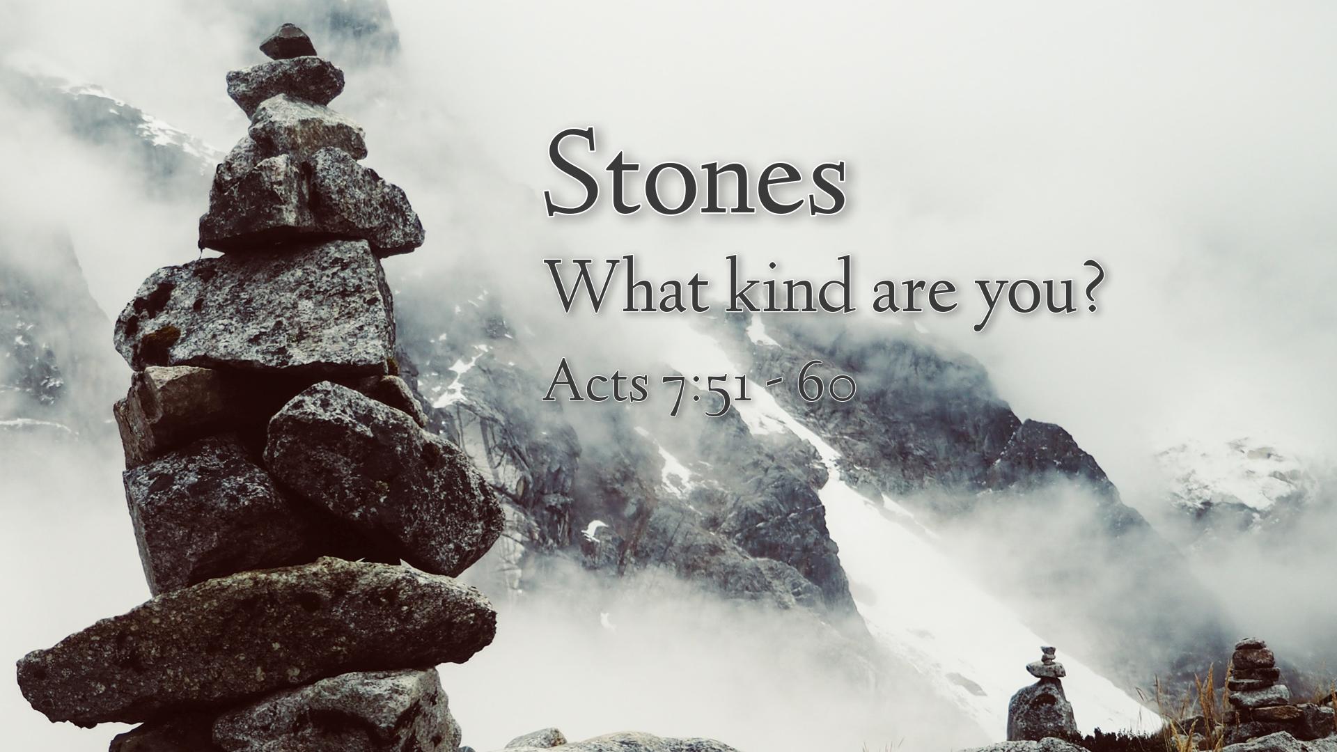 05.10.2020 Stones